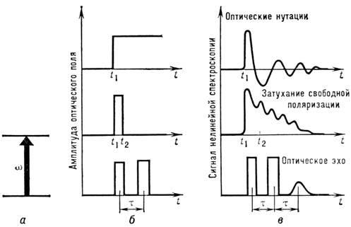 Схемы когерентной нелинейной